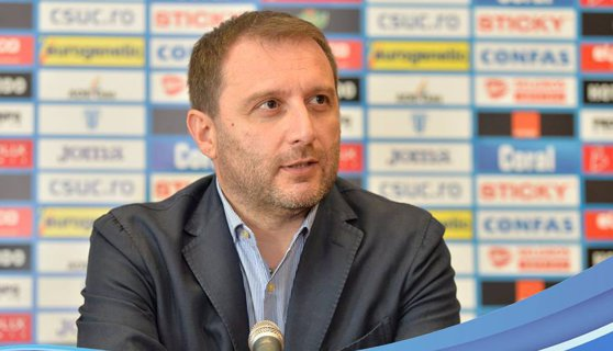 Imaginea articolului Padova şi Venezia sunt interesate de fostul antrenor al Craiovei, Devis Mangia - presă