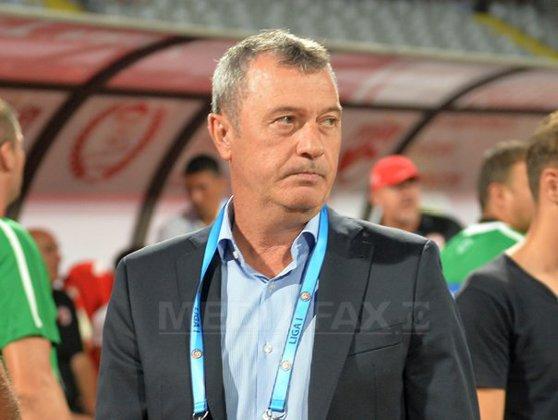 Imaginea articolului Mircea Rednic: N-am luat în seamă oferta făcută de patronul clubului Dinamo