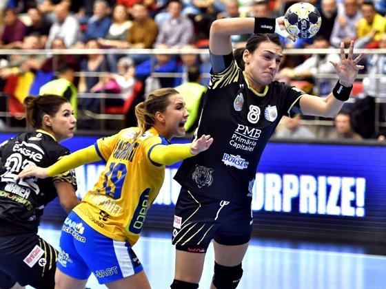 Imaginea articolului Echipa de handbal feminin CSM Bucureşti a fost acceptată direct în grupele Ligii Campionilor