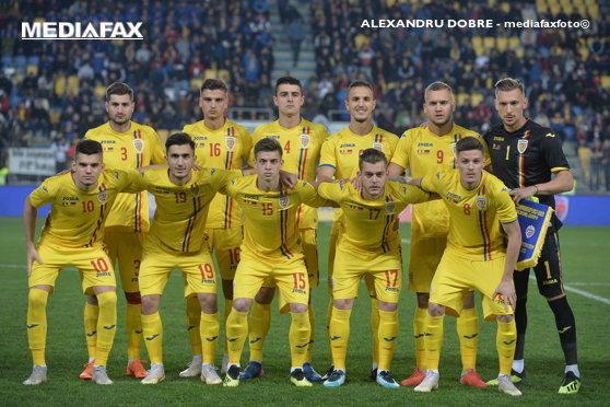 Imaginea articolului România, aproape calificată în semifinalele Campionatului European U21: Ţara noastră a învins Anglia cu 4-2/ Cum au reacţionat fanii englezi