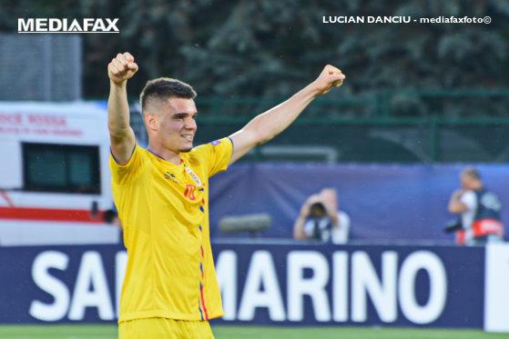 Imaginea articolului EURO U21 2019 | Ianis Hagi, România: Când vezi că ai speranţe, mergi până la capăt