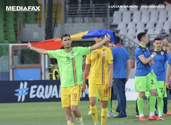 Imaginea articolului EURO U21 2019 | Cristi Manea: La final nu mai puteam, am tras din ultimele puteri să rezistăm