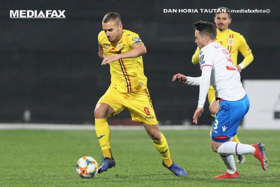Imaginea articolului EURO U21 2019: George Puşcaş: Naţionala noastră a câştigat meciurile cu inima, nu cu picioarele
