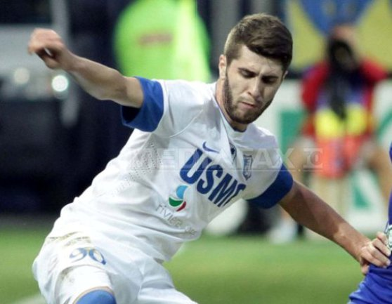 Imaginea articolului Dinamo grăbeşte negocierile în cazul transferului lui Mihai Răduţ