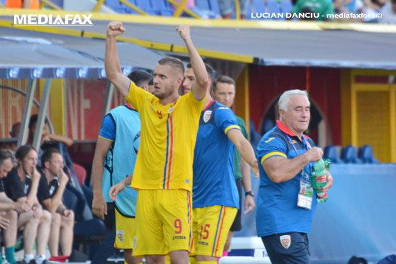 Imaginea articolului EURO 2019 | George Puşcaş, după eliminarea României în semifinalele Campionatului European: Plâng de bucurie, că de tristeţe n-am de ce