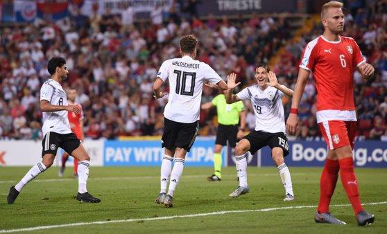 Imaginea articolului EURO U21 2019 | Finala Germania - Spania, de la ora 21:45