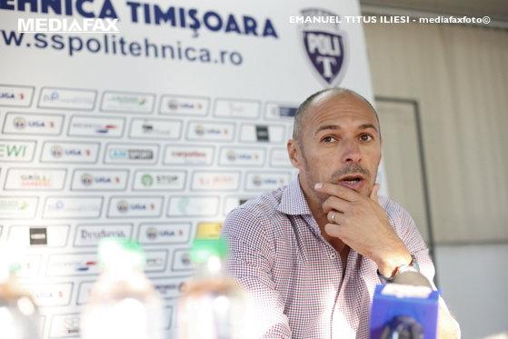 Imaginea articolului Bogdan Andone, antrenor FCSB: Îi felicit pe băieţi pentru atitudinea din această seară