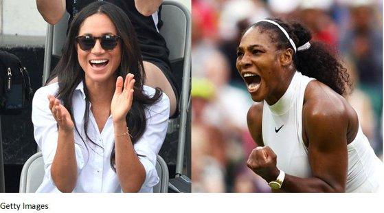 Imaginea articolului Personalităţi la meciul de la Wimbledon 2019 unde joacă Halep| Ducesele de Sussex şi de Cambridge, dar şi Theresa May urmăresc finala feminină