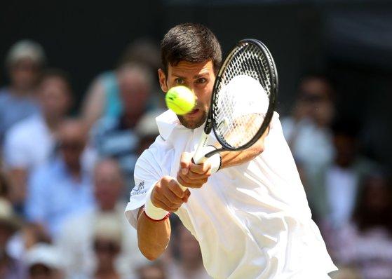 Imaginea articolului Finala masculină la Wimbledon 2019. Novak Djokovic, înainte de confruntarea cu Roger Federer: Fiecare rivalitate dintre noi este specială în felul ei