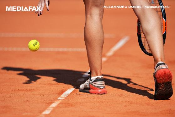 Patricia Ţig s-a calificat în semifinalele turneului BRD Bucharest Open