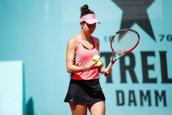 Imaginea articolului Mihaela Buzărnescu a fost eliminată în primul tur al turneului de la San Jose
