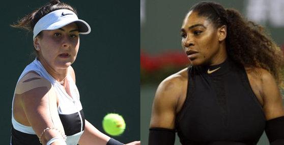 Imaginea articolului Bianca Andreescu joacă astăzi cu Serena Williams în finala turneului Rogers Cup