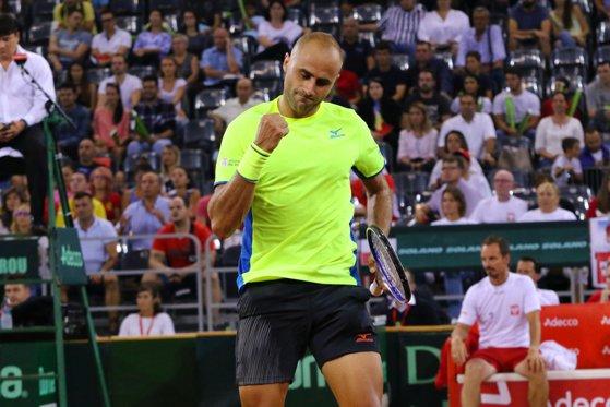 Imaginea articolului Marius Copil a urcat trei poziţii în clasamentul ATP, iar Horia Tecău este pe locul 10 la dublu