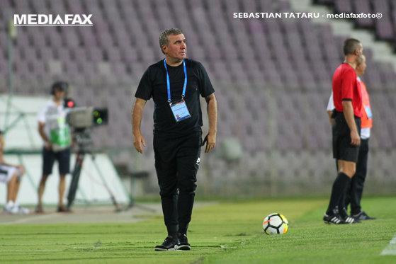 Imaginea articolului Gheorghe Hagi, antrenor FC Viitorul: Eu cred că meritam să câştigăm în condiţii normale
