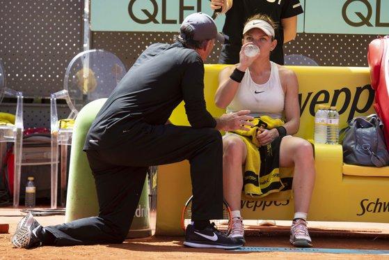 Imaginea articolului BREAKING Simona Halep anunţă că Darren Cahill revine în echipa ei
