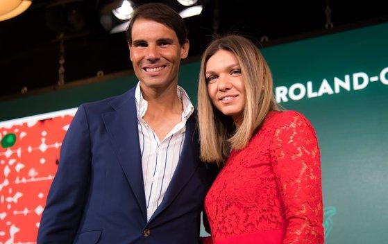 Imaginea articolului Simona Halep a împlinit 28 de ani. Sportiva a primit un mesaj în limba română de la Rafael Nadal cu ocazia aniversării
