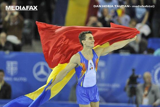 Imaginea articolului Tokyo 2020. Marian Drăgulescu, cel mai medaliat gimnast român din istorie, s-a calificat la Jocurile Olimpice pentru a cincea oară