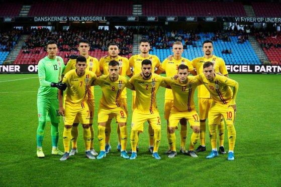 Imaginea articolului Olimpiu Moruţan, România U21: Sunt foarte fericit că am marcat cu Ucraina