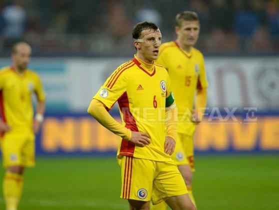 """Imaginea articolului Vlad Chiricheş s-a accidentat în meciul Insulele Feroe - România, scor 0-3: """"Avem şi o veste tristă după această victorie. Căpitanul va fi supus unor investigaţii medicale suplimentare"""""""
