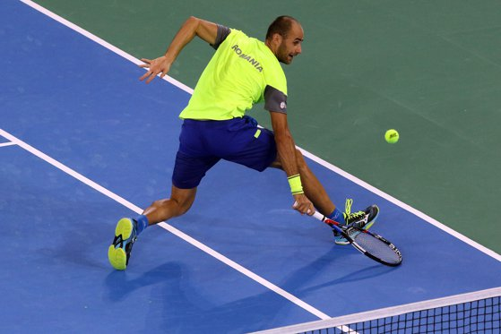 Imaginea articolului Marius Copil a fost eliminat în primul tur la Basel. Românul va părăsi top 100 ATP