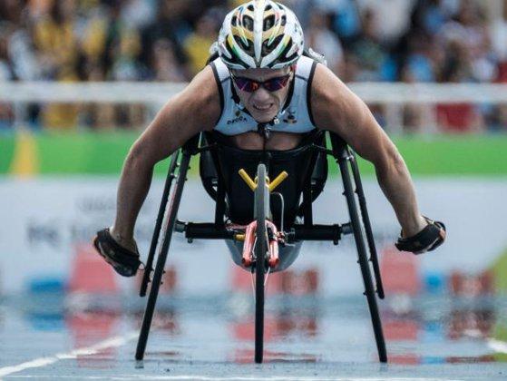 """Imaginea articolului O atletă paralimpică, medaliată cu aur, a fost eutanasiată: """"Sunt foarte speriată"""""""