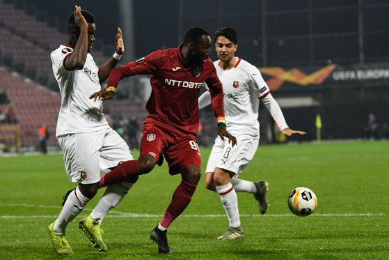 Imaginea articolului Rezultatele complete înregistrate joi seară în etapa a IV-a din Europa League. Clasamentul fiecărei grupe
