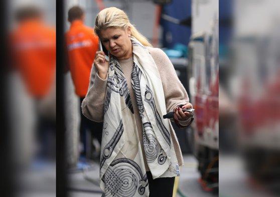 Imaginea articolului Corinna Schumacher a spus care este motivul pentru care nu poate da detalii despre starea de sănătate a soţului ei