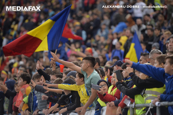 Organizarea meciurilor EURO 2020 în România. Anunţul făcut de UEFA