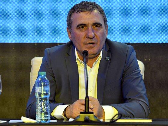 """Imaginea articolului Gheorghe Hagi, antrenor FC Viitorul: """"Vom vedea dacă Eric va fi apt de joc cu FC Botoşani"""""""