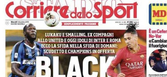 Publicaţia Corriere dello Sport, în centrul unui scandal de rasism. Titlul care a stârnit un val de reacţii. FOTO