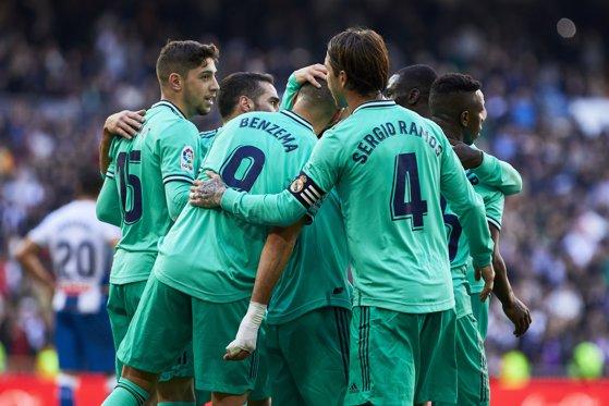 Imaginea articolului Real Madrid s-a calificat în finala Supercupei Spaniei