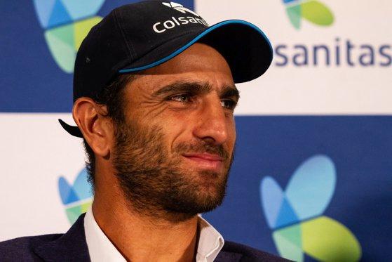 Imaginea articolului Tenismenul Robert Farah, numărul 1 mondial la dublu, a fost depistat pozitiv