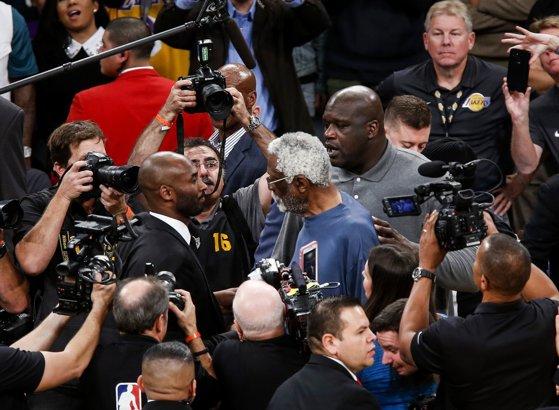 Moartea lui Kobe Bryant l-a determinat pe Shaquille O'Neal să facă o schimbare importantă în viaţa lui