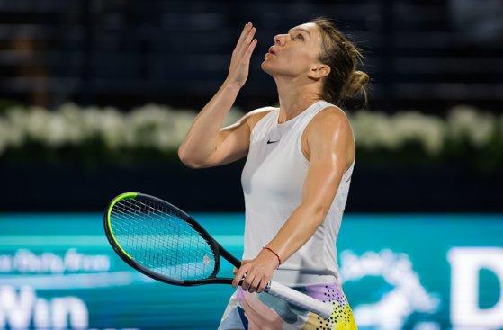 Imaginea articolului Simona Halep se menţine pe cea de-a doua poziţie în clasamentul WTA