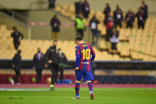 S-a decis: Suspendarea primită de Messi după gestul său din meciul cu Athletic Bilbao
