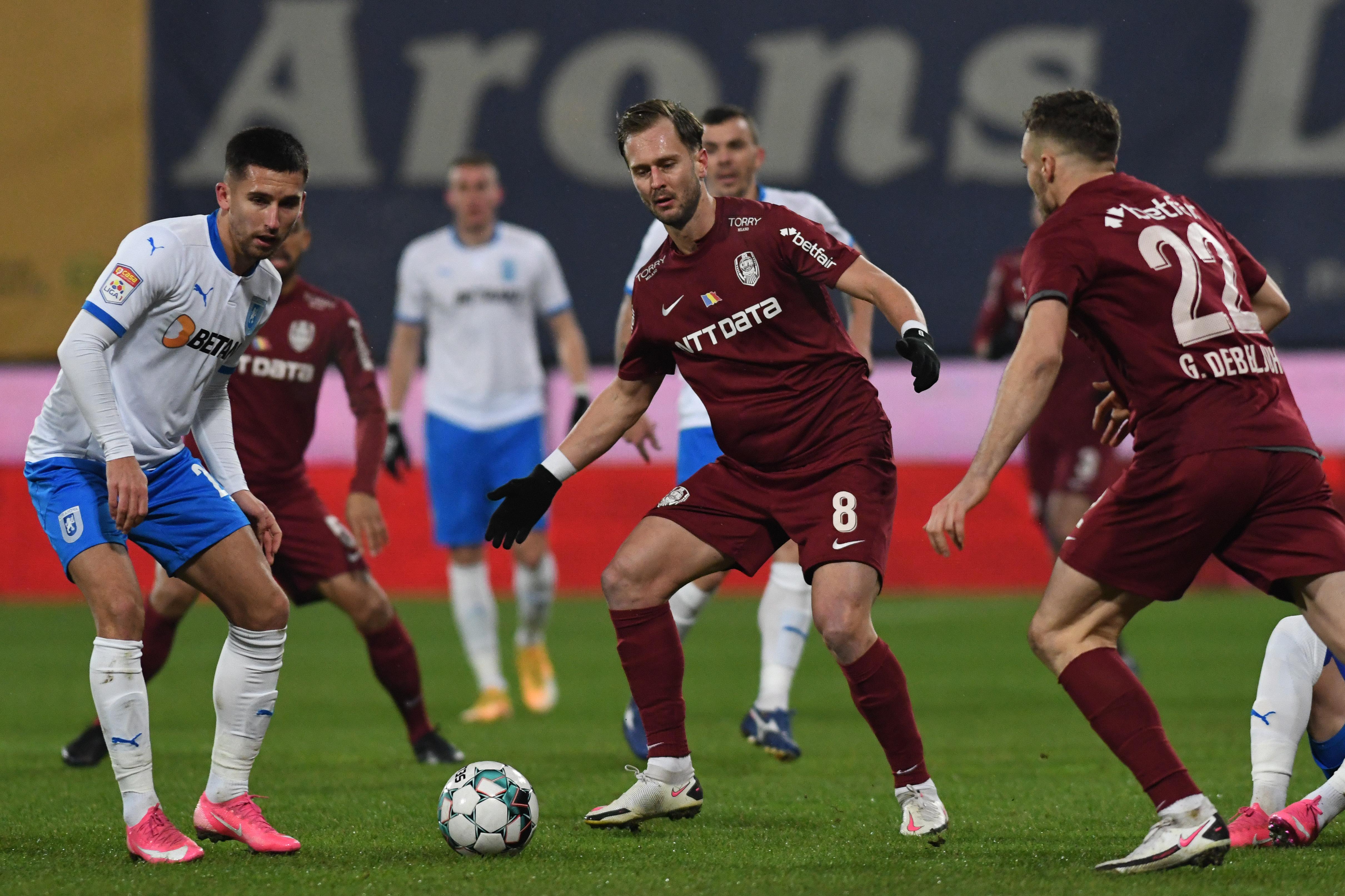 Damjan Djoković a fost transferat de la CFR Cluj la formaţia turcă Çaykur Rizespor