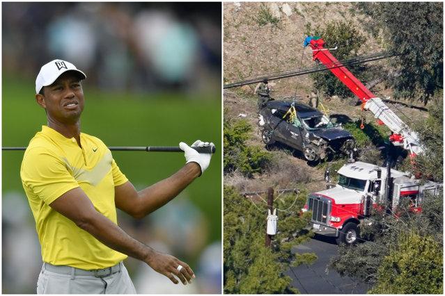 Tiger Woods, recuperare anevoioasă. Noi detalii despre starea de sănătate a sportivului, în urma accidentului rutier din Los Angeles. |EpicNews