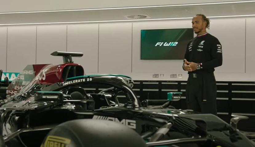 VIDEO Formula 1: Mercedes a prezentat monopostul cu care vor concura Hamilton şi Bottas în 2021