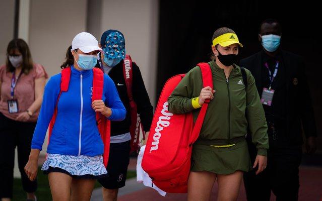 Monica Niculescu şi Jelena Ostapenako s-au calificat în semifinale la Doha|EpicNews