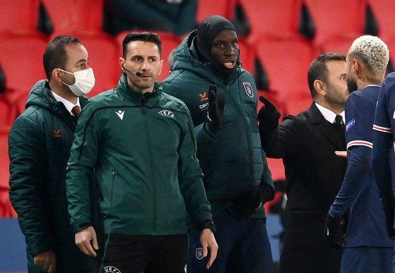 Imaginea articolului Sebastian Colţescu, suspendat până la finalul sezonului după incidentul de la meciul PSG - Istanbul