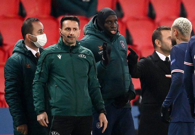 Sebastian Colţescu, suspendat până la finalul sezonului după incidentul de la meciul PSG - Istanbul|EpicNews