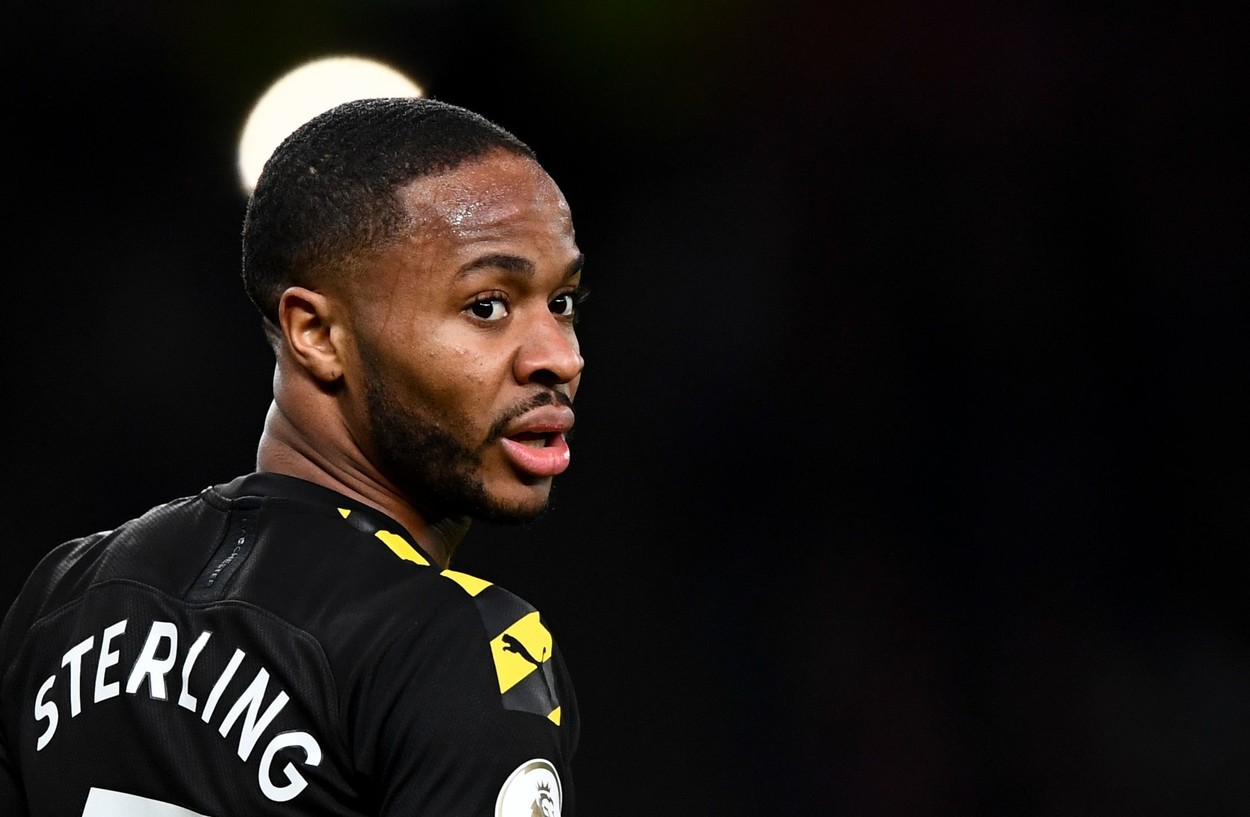 Fotbalistul echipei Manchester City, Sterling, a fost victima unor comentarii rasiste