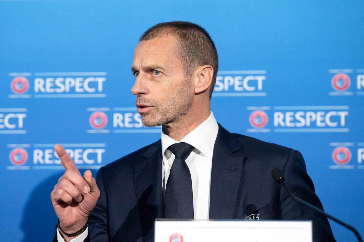 """UEFA a aprobat măsuri de reintegrare pentru nouă cluburi implicate în proiectul """"Super League"""""""