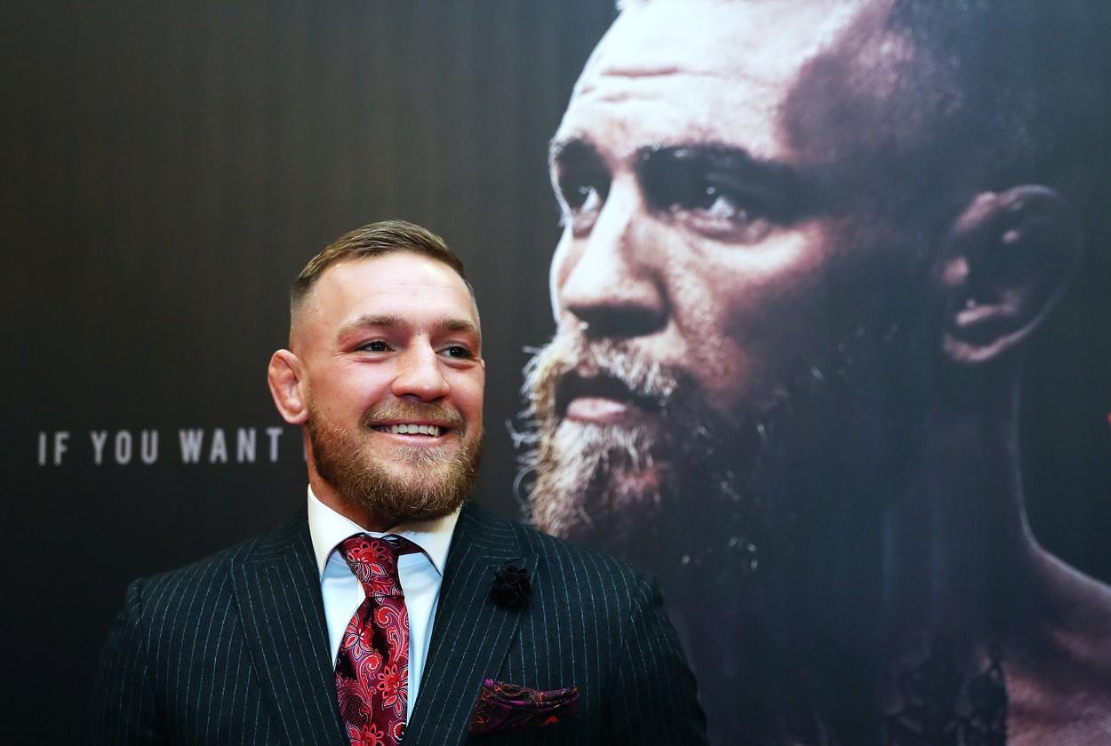 Conor McGregor, cel mai bine plătit sportiv din lume. Irlandezul i-a depăşit pe Messi şi Ronaldo