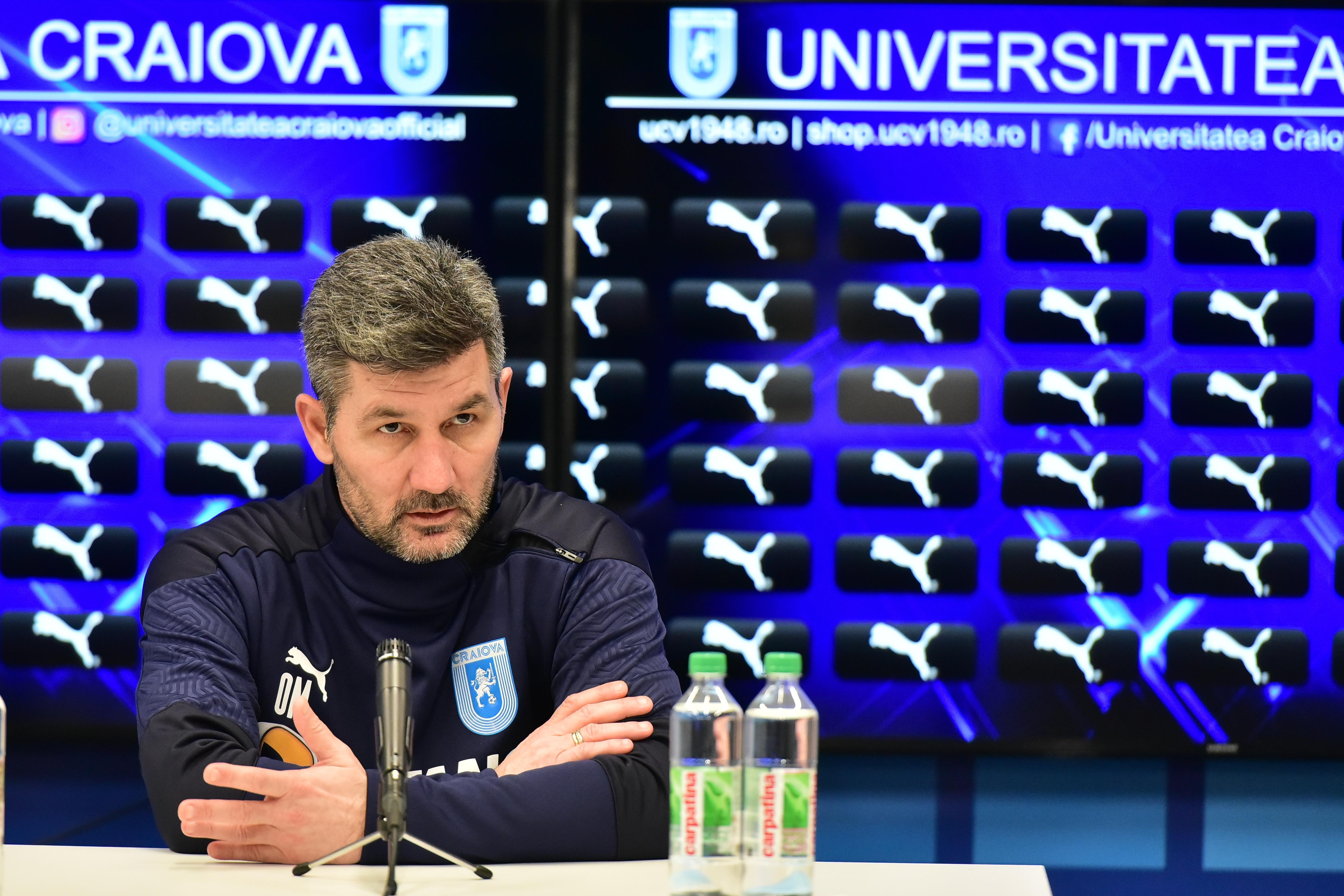 """Marinos Ozounidis: """"Nu mai avem şanse la titlu pentru că am făcut greşeli"""""""