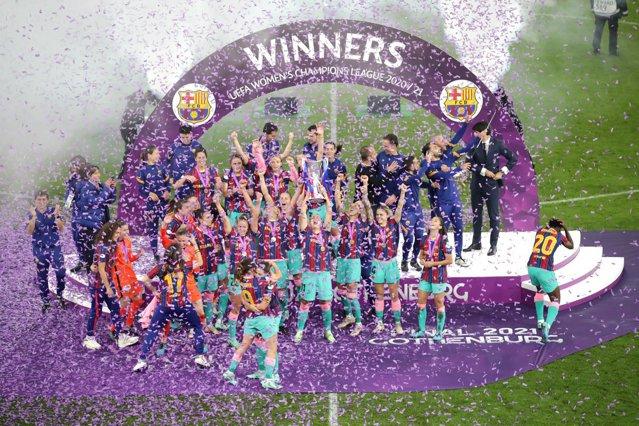 Barcelona a cucerit Liga Campionilor la feminin după o victorie clară în finala cu Chelsea|EpicNews