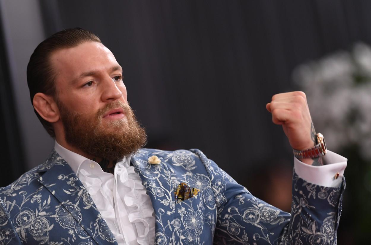 Luptătorul MMA Conor McGregor a devenit tată pentru a treia oară