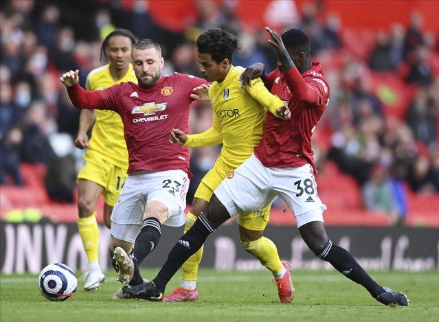 Manchester United – Fulham 1-1, în penultima etapă din Premier League|EpicNews