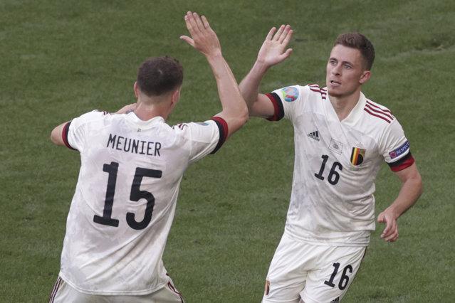 EURO 2020. Belgia învinge Danemarca cu 2-1 şi este aproape 100% calificată în optimile de finală |EpicNews