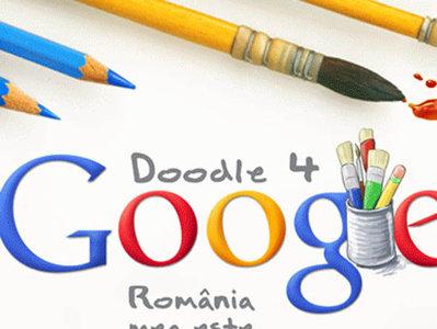 Google invită elevii să-i redeseneze logoul pentru Ziua